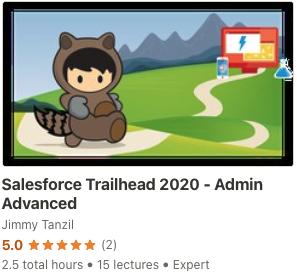 Admin Advanced