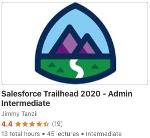Admin Intermediate